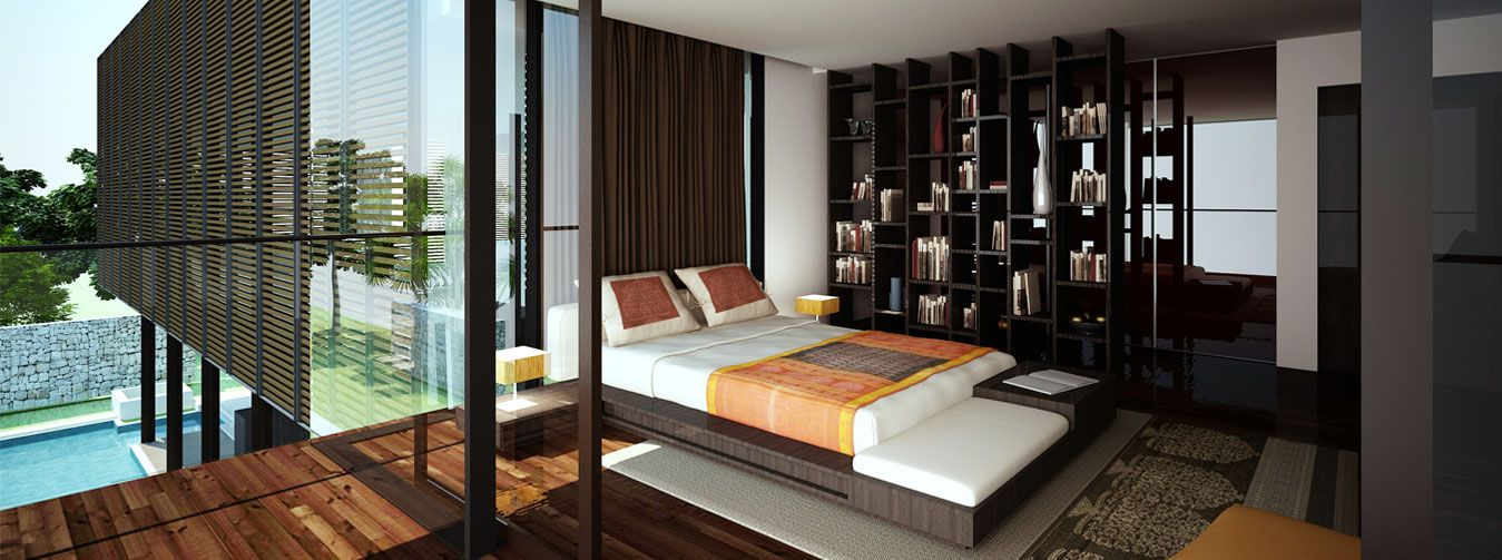 Luxury villas in bangalore by embassy group at embassy for Home gallery furniture roosevelt blvd